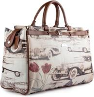 WRIG WDB055-B Brown Small Travel Bag  - Large Brown