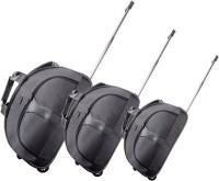 Moladz Hydrogen Set Of Three Small Travel Bag Grey