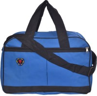 NSN Travel Duffle Bag Small Travel Bag  - Large Blue