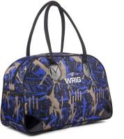 WRIG WDB065-C Black Small Travel Bag Black