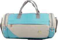 Pearl Bags Pearl Bags Lightweight Unisex Blue Small Travel Bag Small Travel Bag  - Small Blue & Grey