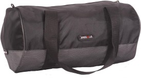 BagsRus Gym Small Travel Bag - Black, Grey