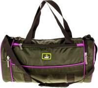 JG Shoppe Z12 Small Travel Bag  - Medium Brown
