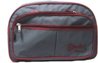 K.C.S. Product Digital World Small Travel Bag  - Large Grey