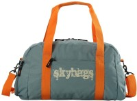 Skybags Grip Fitness Small Travel Bag - Medium (Grey)