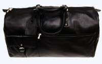 PE RBS12 Expandable Small Travel Bag - Medium (Black-01)