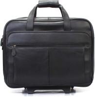Brune Luggage Trolley Portfolio Small Travel Bag  - Small - STBDWSYZMZENKYNX