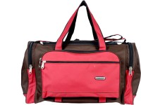 Sk Bags Mt Challenger Gold Small Travel Bag Red