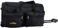 Needbags Vick-B Small Travel Bag  - Medium Black