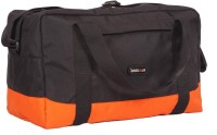 BagsRus Duffle Small Travel Bag - Orange, Black