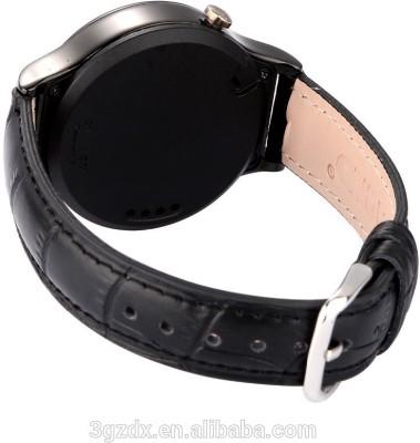 IGS Elegance Black Smartwatch (Black Strap)