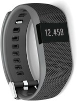 Flipfit Fitness Band HEART RATE MONITOR BLUETOOTH CALL NOTIFICATION 3D Pedometer Temperature Calorie Tracker Black Smartwatch (Black Strap Free Size)