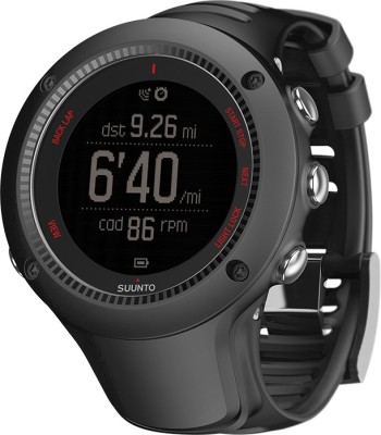 SUUNTO-SS021257000-Ambit3-Run-HR-Digital-Smartwatch