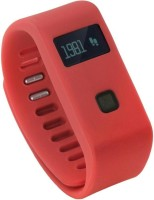 BS Spy 100 % ORIGINAL FITNESS BAND WITH PEDOMETER Smartwatch (Red)