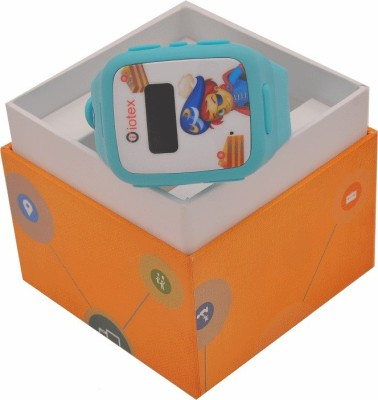 Iotex Xwatch Kids Smartwatch (Blue Strap)