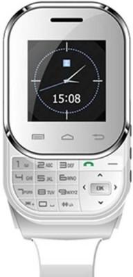 Kenxinda W1 Smartwatch (White Strap Free Size)