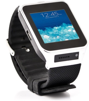 XElectron S29 Smartwatch (Black Strap)