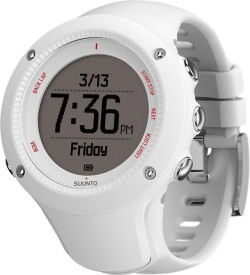 SUUNTO SS021259000 Ambit3 Run HR Digital Smartwatch
