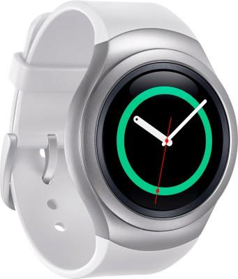 SAMSUNG Gear S2 Silver Smartwatch (Silver Strap)