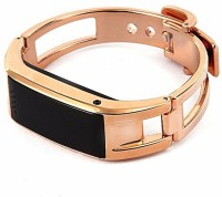 Accore Smart Bracelet Smartwatch (Gold)