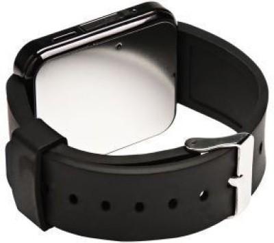 POWR U8 Smartwatch (Black Strap)