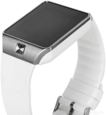 Epresent Wearable White Smartwatch (White Strap)
