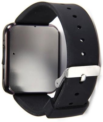 General Aux U8 Smartwatch (Black Strap)
