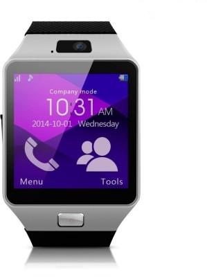 Zigmo DZ09 Smartwatch (Black Strap)
