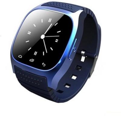 POWR M26 Smartwatch (Blue Strap)