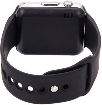 Callmate A1 Smartwatch (Black Strap)