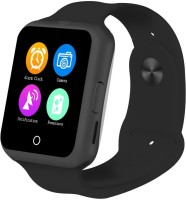 OPTA Bluetooth Smart Watch And Heart Rate Android And IOS Series Smartwatch (Black Strap)