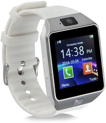 MOUSETRAP MTWWS Smartwatch (White Strap)