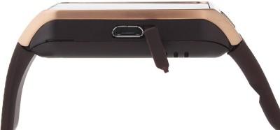Epresent DZ09 Brown Smartwatch (Brown Strap)