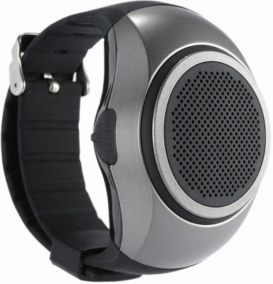 LIFE LIKE B20 BLUETOOTH WITH TF CARD SUPPORT Smartwatch (Black Strap)