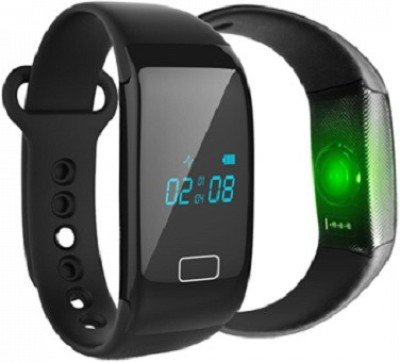 Merlin Actifit Go Smartwatch (Black Strap)