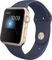 Apple Sport Watch With Midnight Blue Sport Band 42 mm Case Smartwatch
