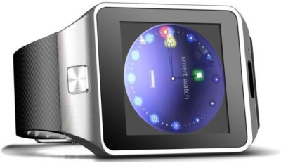 Beza LATEST Stand-Alone Phone Watch & Works With Android & iOS Mobiles 2.0MP Camera Smartwatch (Black Strap)