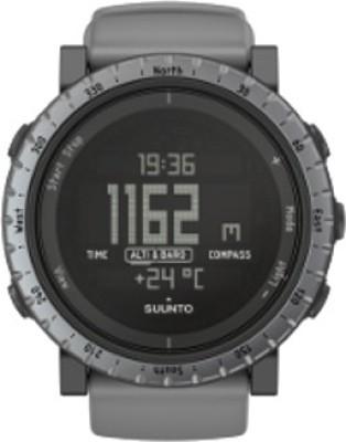 Suunto SS020344000 Core Digital Dusk Grey Smartwatch (Grey Strap)