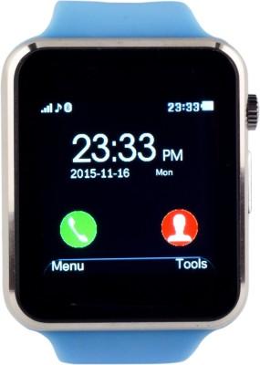 Urbannsmart GenX007 Smartwatch (Blue Strap)
