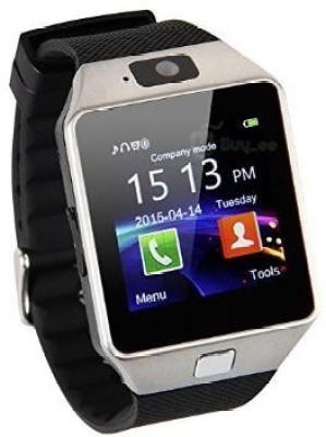 Fabdy DZ09 Smartwatch (Black Strap)