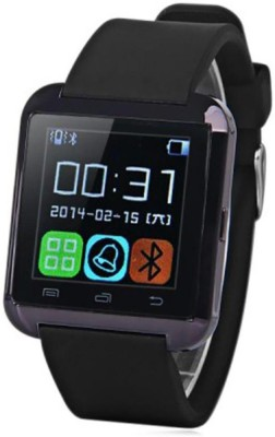 Aurmen Gear Smartwatch (Black Strap)