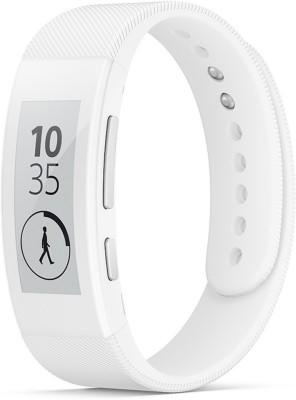 Sony SWR30 Smartwatch (White Strap)