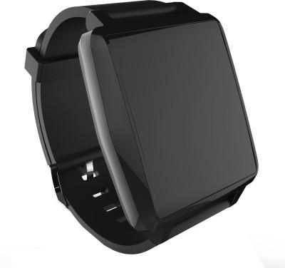 Intex IRIST PRO Black Smartwatch (Black Strap)