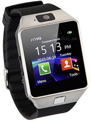 Gadget Bucket MD 29 Smartwatch (Black Strap)