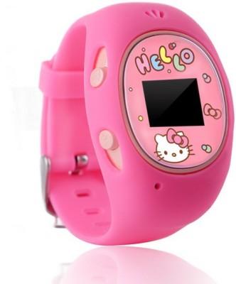 FindU FK05S Smartwatch (Pink Strap)