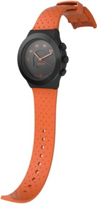 COGITO Fit Smartwatch (Orange Strap)