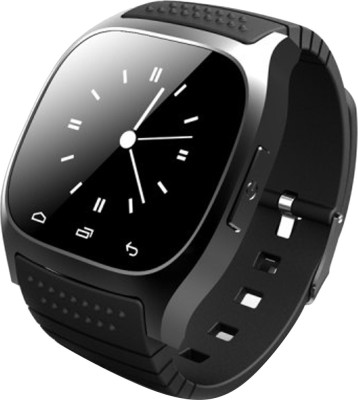 POWR M26 Smartwatch (Black Strap)