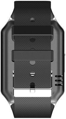 Cinco Stellar Elegant Black Smartwatch (Black Strap)