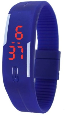 VIZIO VZ- Digital Watch Blue Smartwatch (Blue Strap)