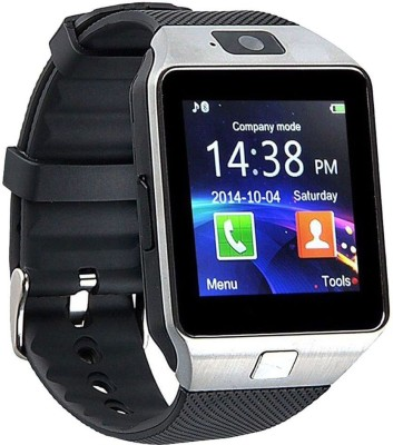 PERSONA WT-PS Smartwatch (Black Strap)
